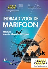 foto cover handboek leidraad voor de marifoon: VHF GMDSS src